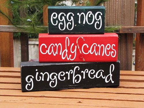 10 Etsy stores for Christmas decor