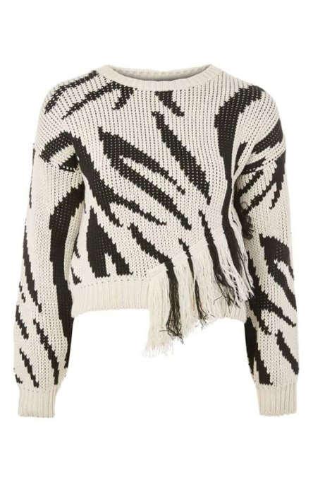 Ways To Wear Graphic Prints: Topshop top, at Nordstrom | Fall Fashion