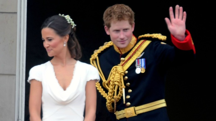 Details behind Prince Harry & Pippa