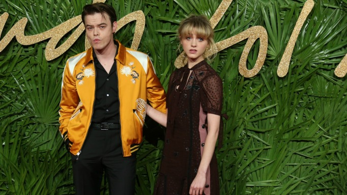 New Hollywood Couples: Charlie Heaton and Natalia Dyer