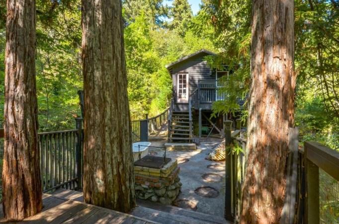 A $349,000 Tiny Cabin in California