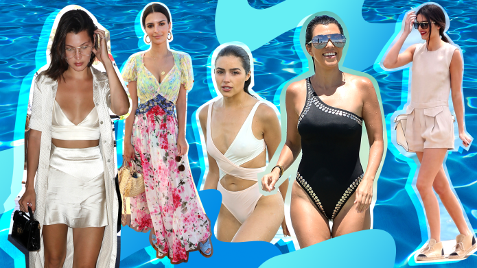 30 Celebrity Vacation Outfits to Inspire