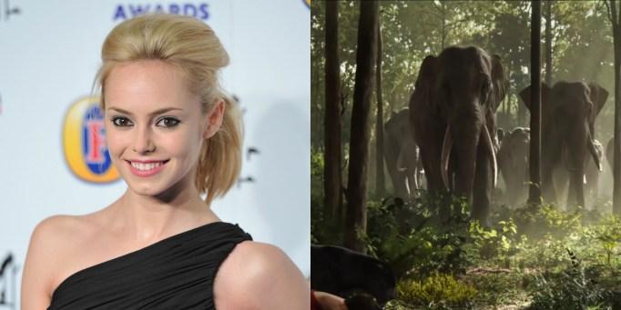 The Jungle Book Hannah Tointon