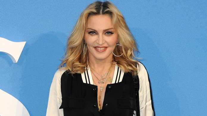 Madonna's getting unfairly shamed for what