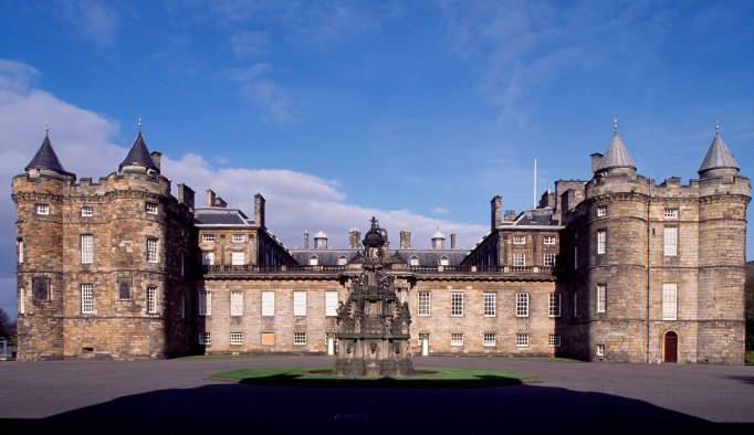 Inside the Royal Castles: Palace of Holyroodhouse