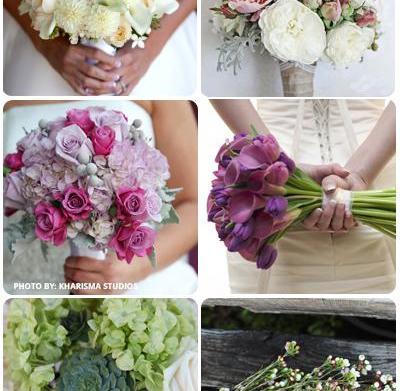 12 Wedding bouquet trends we love
