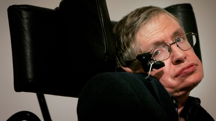 Stephen Hawking Auditioned Celebrities to Be