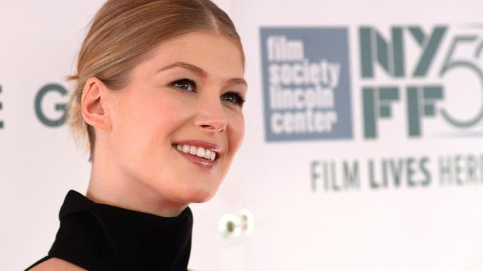 Rosamund Pike may rock a terrifying
