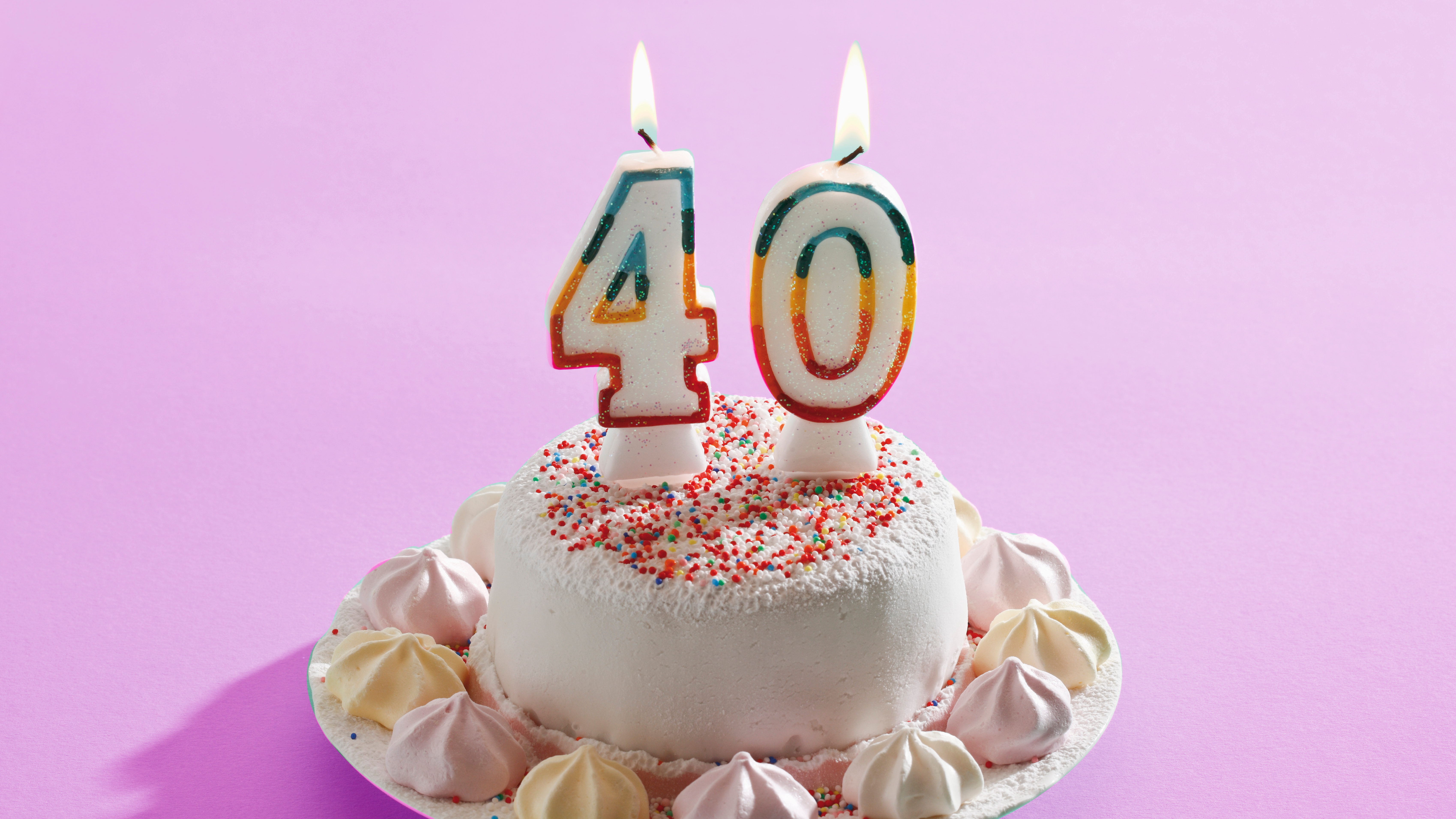 I Know Age Is Just A Number So Why Am Anxious About Turning 40