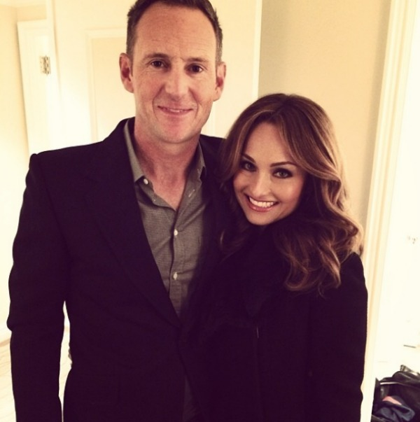 Giada De Laurentiis and ex-husband Todd Thompson