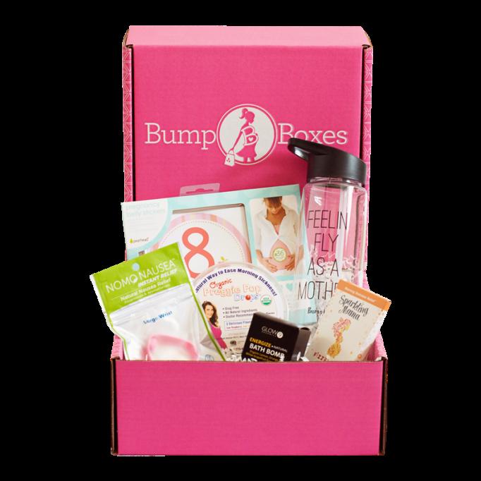 Bump Boxes subscription box