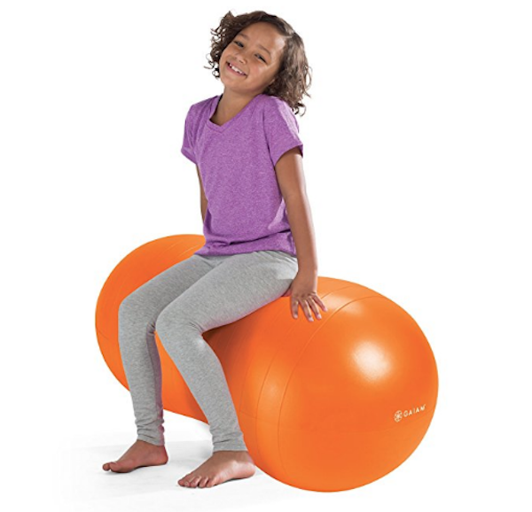 Gifts for kids with autism: Peanut ball