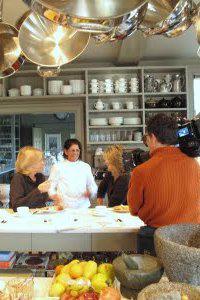 Martha Stewart: Nightline anchor Cynthia McFadden