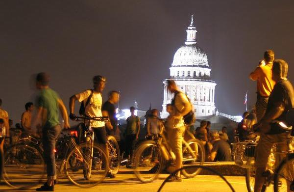 Top 6 bicycling cities in the