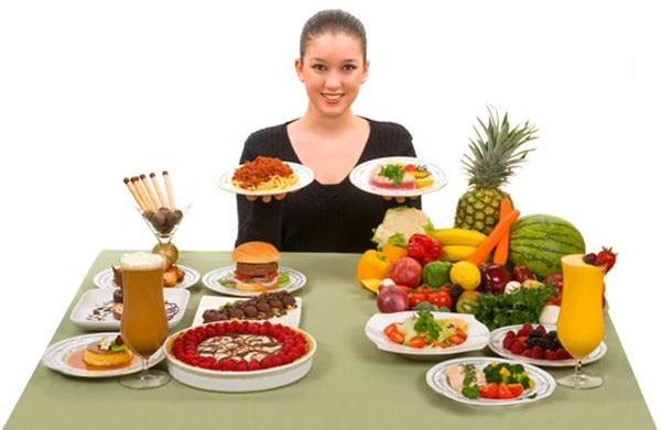 Healthy food choices for every meal