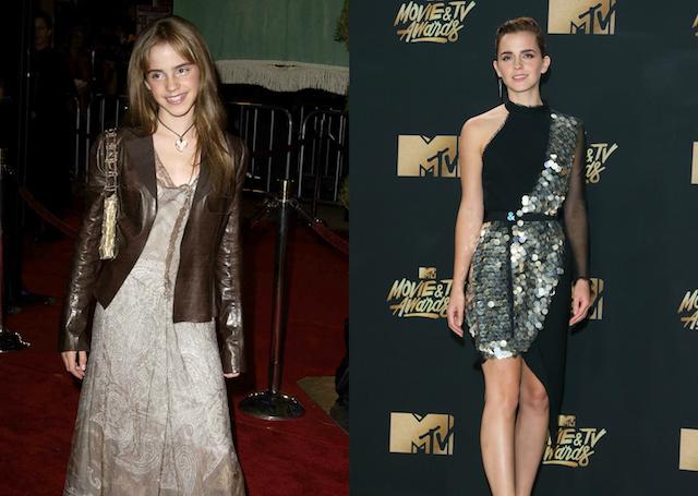 'Harry Potter' Cast: Then & Now: Emma Watson