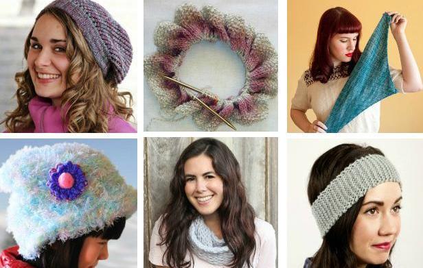 15 Knitting tutorials for beginners