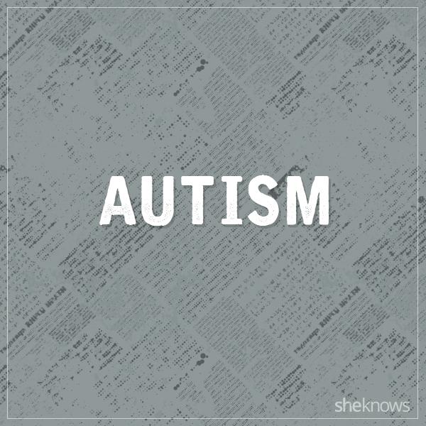 Autism graphic