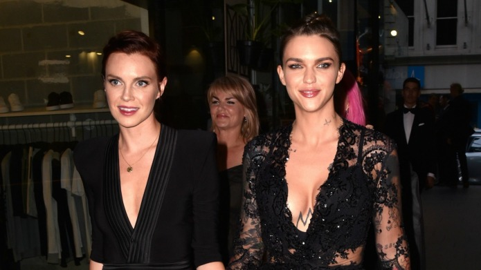 Ruby Rose shares sweet message to