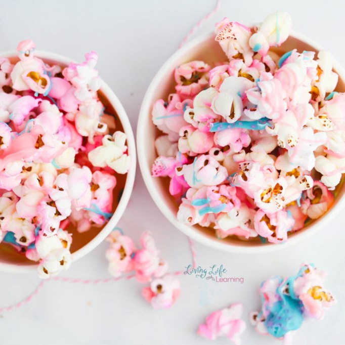 Ways To Make Your Kid's Lunch Special | Unicorn Popcorn