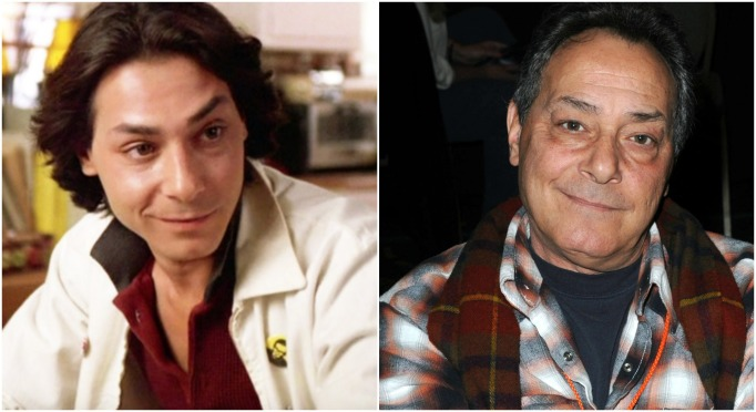 'Fast Times at Ridgemont High' cast then & now: Robert Romanus