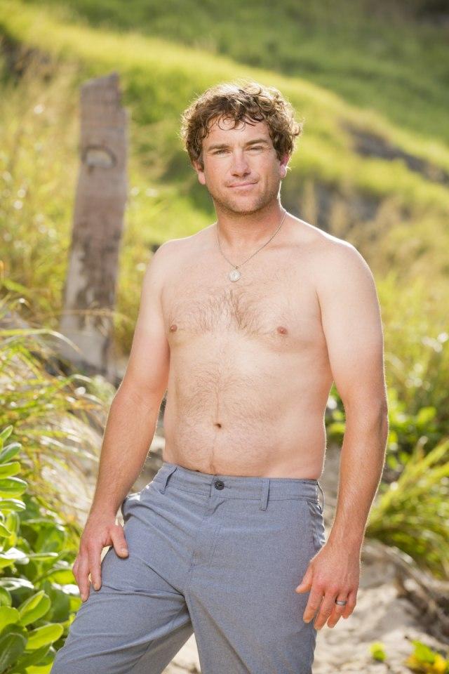 JT Thomas cast photo for Survivor: Game Changers