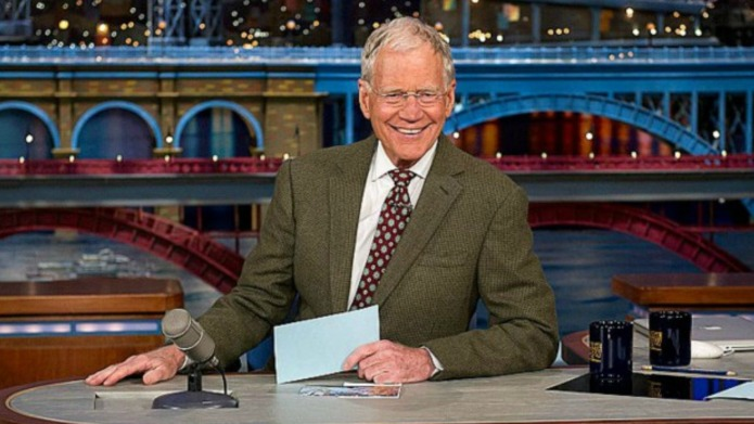David Letterman reveals his insecurities about
