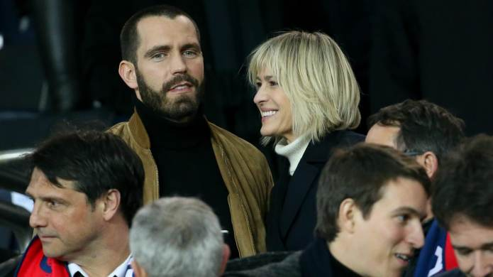 Could Robin Wright Be Secretly Married