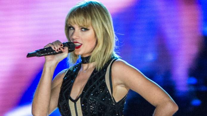 Taylor Swift Continues World Domination With