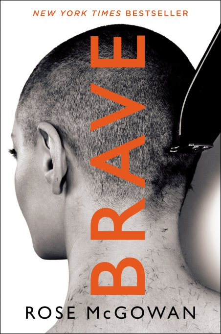 Rose McGowan 'Brave'
