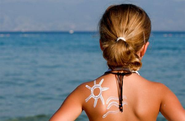 Sunscreen for kids: Ask the expert