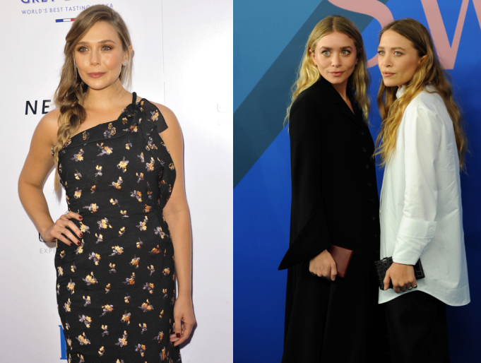 Hollywood's most talented siblings: the Olsens