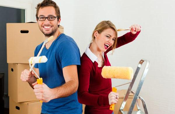 Decorating tips for moving in together