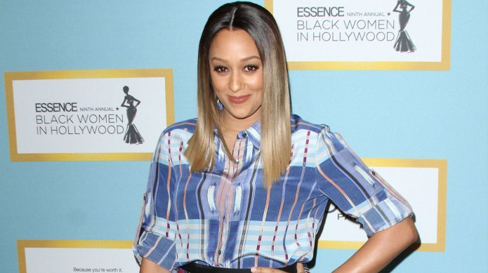 Tia Mowry may have taken her