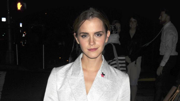 Emma Watson explains the deal with