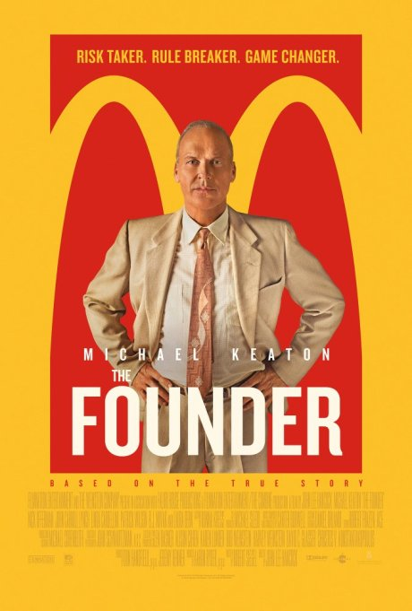The best of what's coming and going on Netflix in August: The Founder