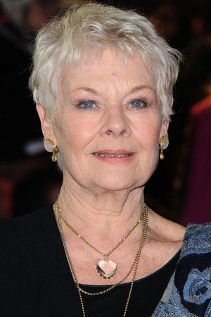 Judi Dench revealed her battle with macular degeneration