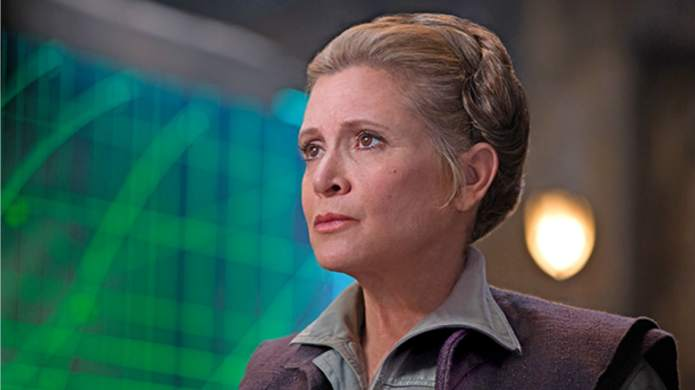 Carrie Fisher's Daughter Wrote the Most