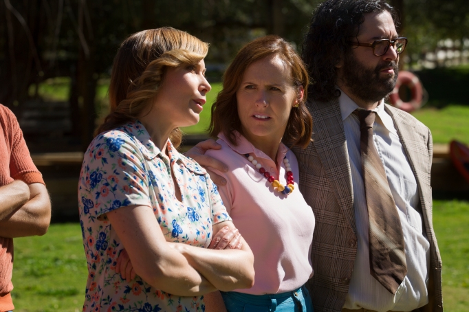 molly shannon in wet hot american summer first day of camp