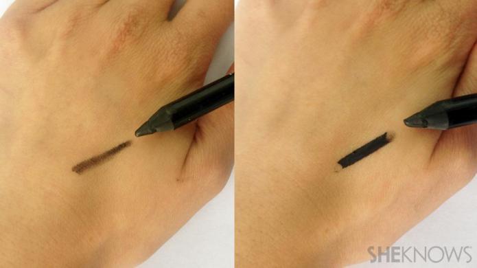 Simple beauty hack turns pencil eyeliner