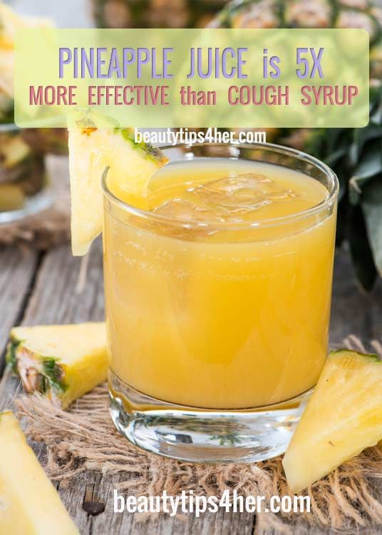 cough juice