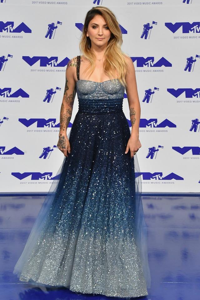 Best Dressed at the 2017 VMAs: Julia Michaels