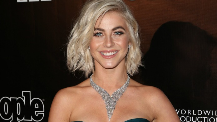 DWTS' Julianne Hough opens up about