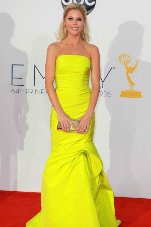 Actress Julie Bowen at the 64th Annual Primetime Emmy Awards