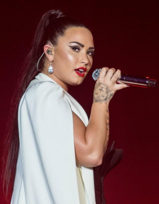 Demi Lovato June 2018