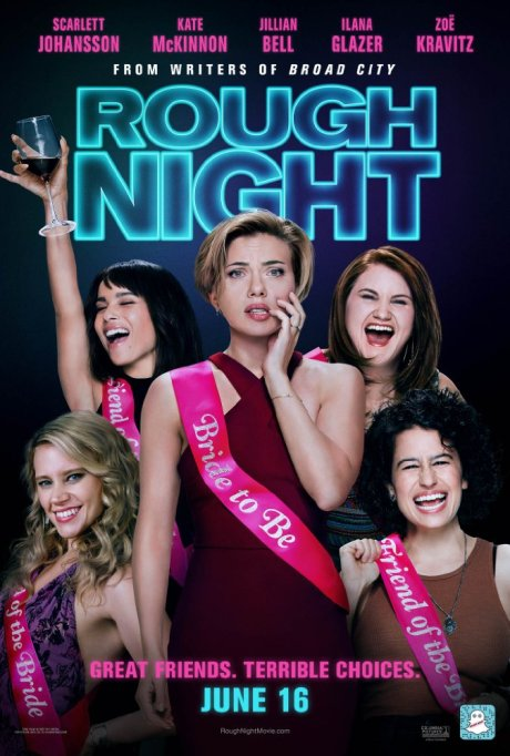 The best movies of 2017 directed by women: 'Rough Night'