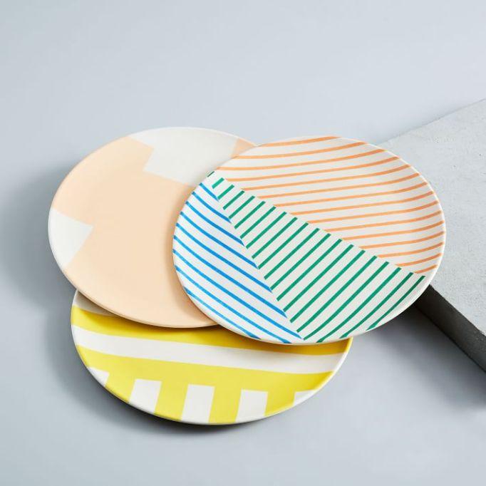 Xenia Taler Bamboo Dinner Plates