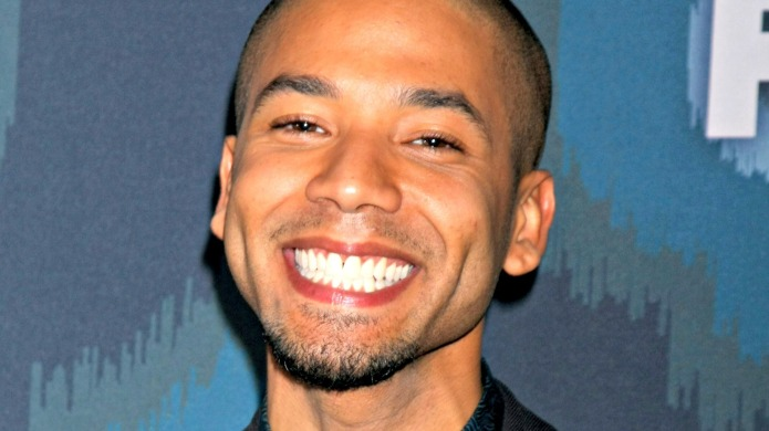 Empire's Jussie Smollett gets personal with