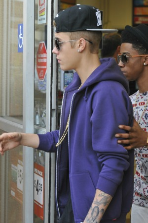 Justin Bieber involved in accident with pedestrian