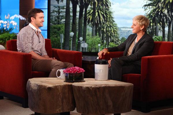 Justin Timberlake talks about Ryan Gosling